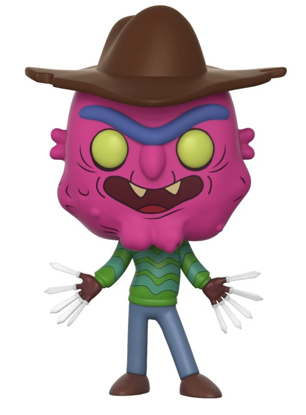 Rick and Morty-Scary Terry Collectible Figure