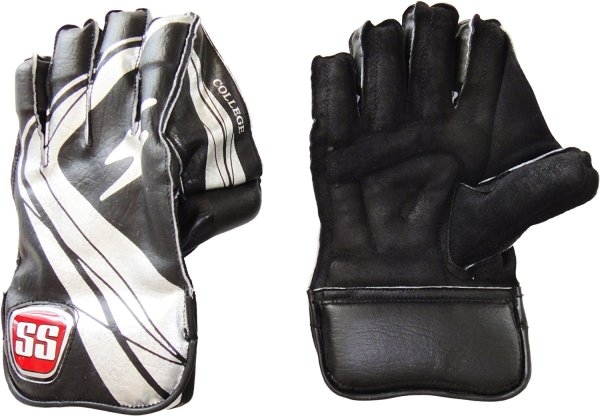 SS Youth College Wicket Keeping Gloves