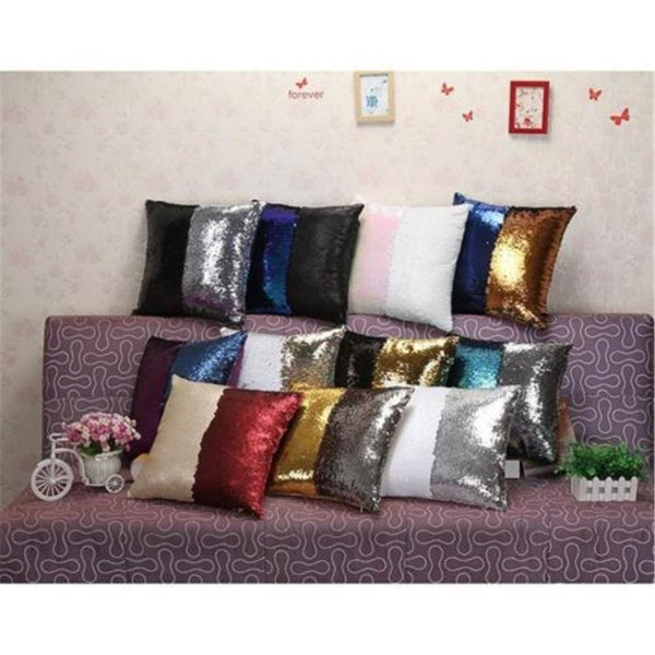 Sparkly Bling Glittering Sequins Pillow Case