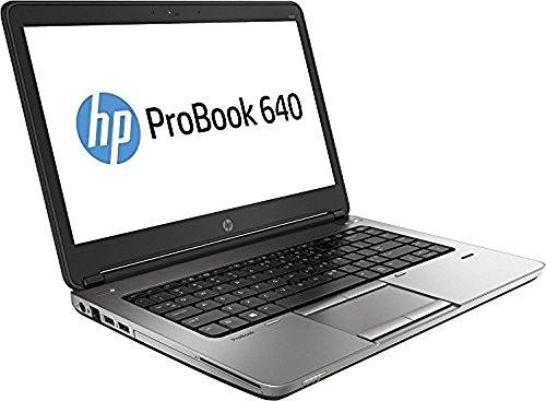 "2018 HP ProBook 640 G1 14"" HD Anti-Glare Notebook Laptop"