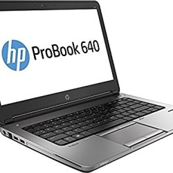 "2018 HP ProBook 640 G1 14"" HD Anti-Glare Notebook Laptop"