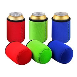 Tagvo Can Sleeves, Insulated Beer Can Sleeve Covers