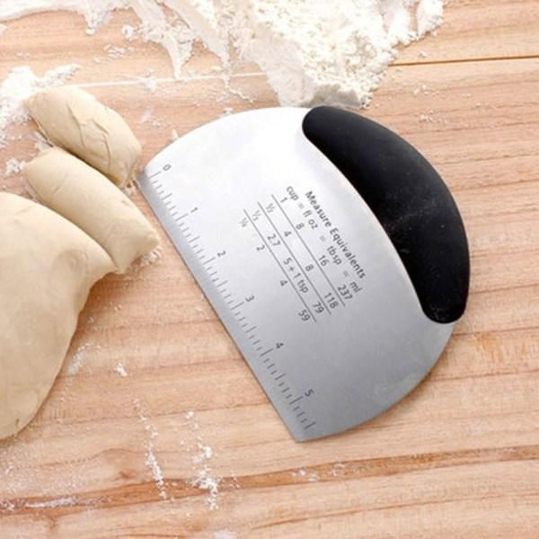 Portable Pizza Slicer Stainless Steel Pizza Rocker Knife