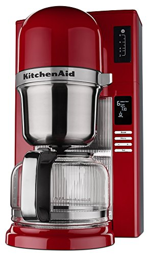 KitchenAid Pour Over Coffee Brewer, Empire Red