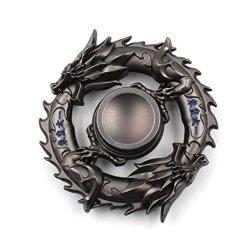 Chinese Dragon Fidget Spinner Metal Hand Spinner