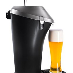 Portable Beer System with Fizzics Micro-foam Technology for a Bottle