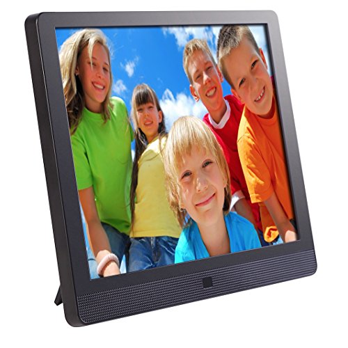 Digital Photo Frame FotoConnect XD with Email, Online Providers, iPhone & Android app