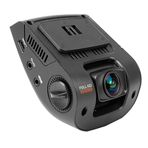 """Rexing V1 Car Dash Cam 2.4"""" LCD FHD 1080p 170 Degree Wide Angle Dashboard Camera Recorder"""