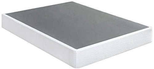 Zinus 9 Inch High Profile Smart Box Spring, Mattress Foundation