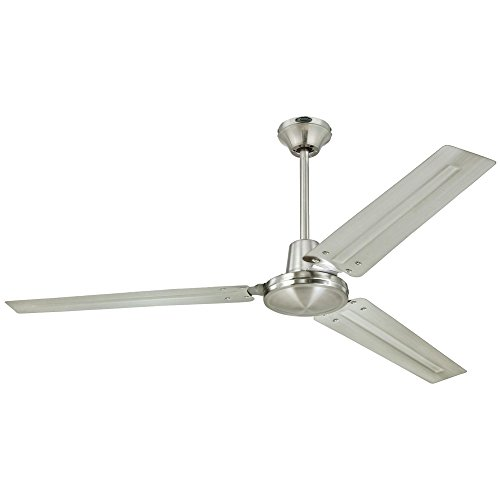 Westinghouse Industrial 56-Inch Three-Blade Indoor Ceiling Fan