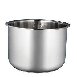 COSORI Inner Pot for Pressure Cooker, Stainless Steel - 6 Quart