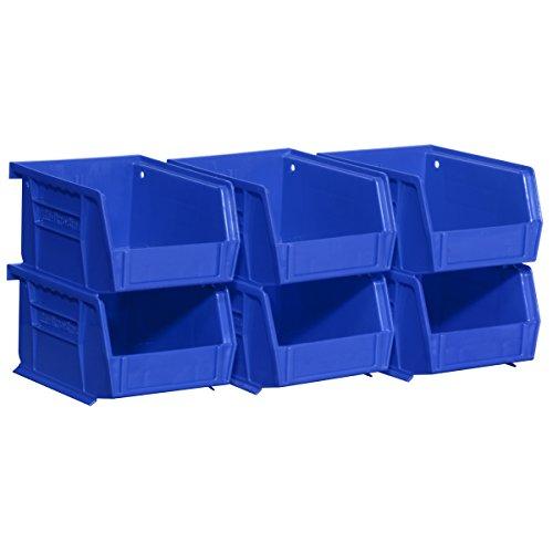 Akro-Mils Plastic Storage Stacking