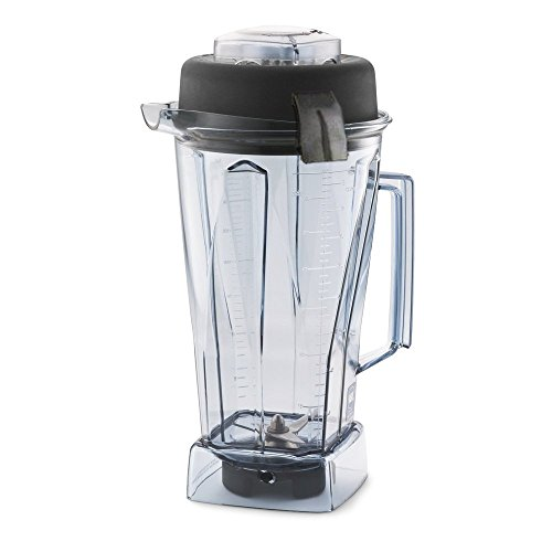 Vitamix with Wet Blade and Lid, 64-Ounce Container