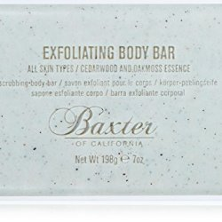 Baxter of California Men's Exfoliating Body Bar, 7 oz