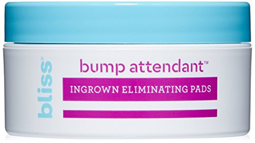 Bliss Bump Attendant, Ingrown Hair Eliminating Pads