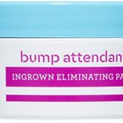 Bliss Bump Attendant, Ingrown Hair Eliminating Pads