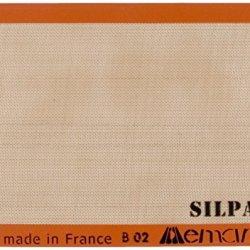 Silpat Premium Non-Stick Silicone Baking Mat, Half Sheet Size