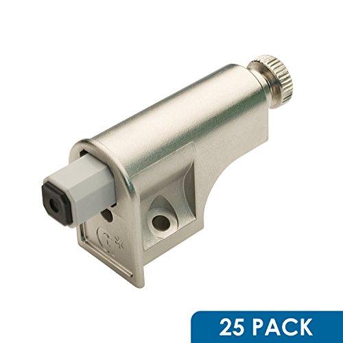 Rok Hardware 25 Pack Soft Close Damper for Cabinet Doors