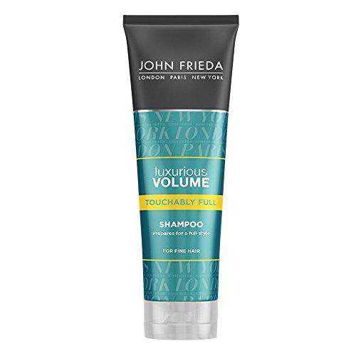 John Frieda Luxurious Volume Touchably Full Shampoo for Fine Hair