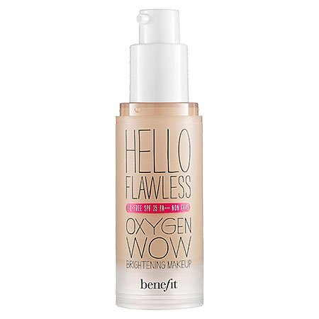 Benefit Cosmetics hello flawless oxygen wow! - HONEY