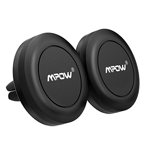Mpow [2 PACK] Universal Air Vent Car Mount Phone Holder