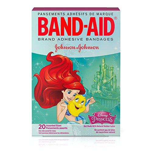 Band-Aid Brand Adhesive Bandages featuring Disney Princesses