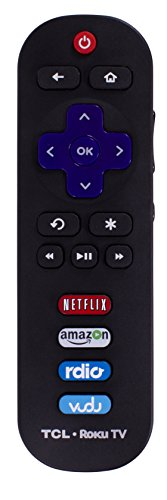 TCL RC280 Replacement Remote for Roku TV