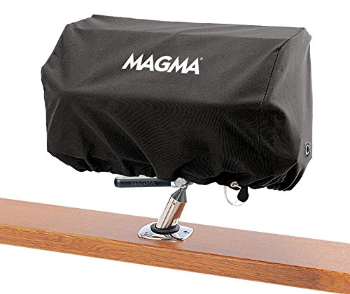 "Magma Products, Cover (Jet Black), Sunbrella, 9"" X 18"" Rectangular Grill"
