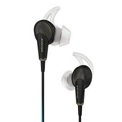 Bose QuietComfort 20 Acoustic Noise Cancelling Headphones, Apple Devices, Black