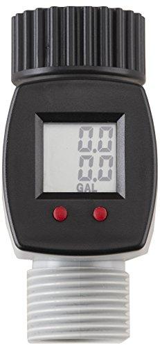 Rainwave LCD Digital Water Flow Meter