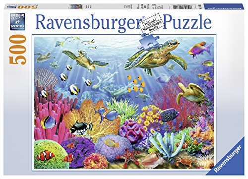 Ravensburger Tropical Waters - Puzzle (500-Piece)