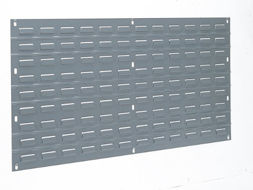 Akro-Mils Louvered Steel Panel for Mounting AkroBins