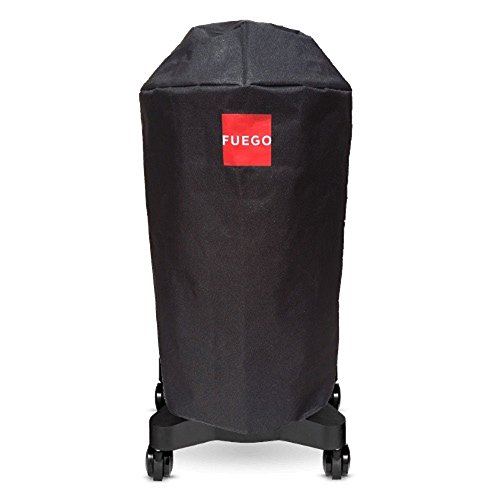 Fuego Element Outdoor Grill Cover, Black