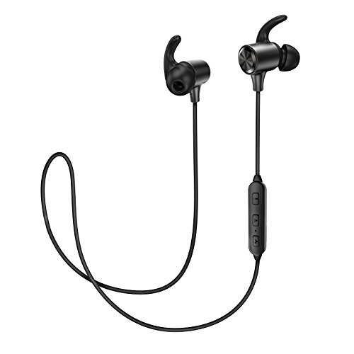 Wireless Headphones, TaoTronics Lightweight Sports Bluetooth 4.2 In Ear Earbuds