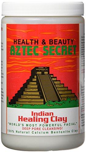 Aztec Secret Indian Healing Bentonite Clay, 2 Pound