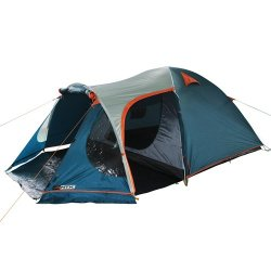 NTK INDY GT 4 to 5 Person 12.2 by 8 Foot Outdoor Dome Family Camping Tent 100% Waterproof