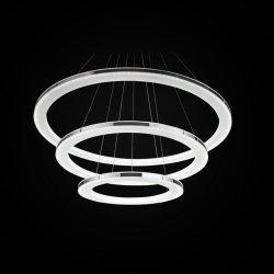 LightInTheBox Pendant Light Modern Design LED Living Three Rings Modern Simple