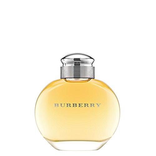 Burberry Women's Classic Eau de parfum Spray, 3.3 Fl Oz