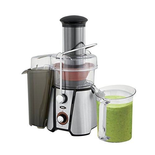 Oster JusSimple 5 Speed Easy Clean Juice Extractor with Extra-Wide Feed Chute