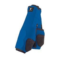 Classic Rope Company Legacy System Front Splint Boots L Blue