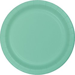 Creative Converting Touch of Color 96 Count Dessert/Small Paper Plates