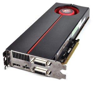 ATI Radeon HD 5870 1GB DDR5 PCI Express (PCI-E) Dual DVI Video Card