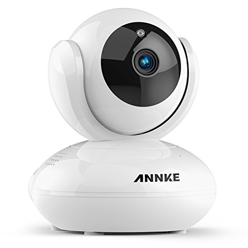 Home IP Camera, ANNKE 1080P HD Indoor Wireless Security Camera with Motion Detection