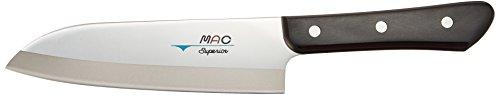 Mac Knife Superior Santoku Knife, 6-1/2-Inch