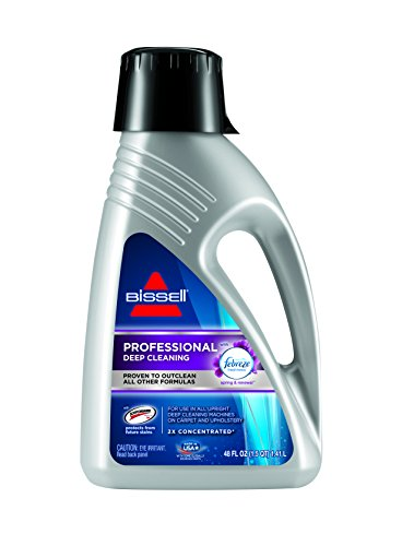 BISSELL Professional Deep Cleaning with Febreze Freshness Spring & Renewal Formula