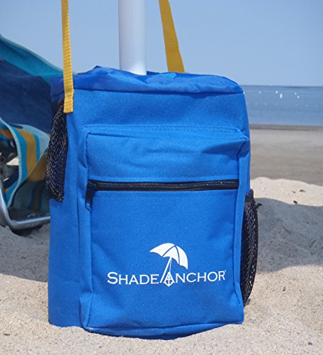 The Original Shade Anchor Bag Beach Umbrella Sand Anchor by Buoy Beach