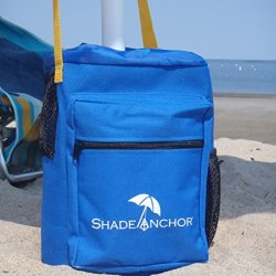The Original Shade Anchor Bag Beach Umbrella Sand Anchor by Buoy Beach