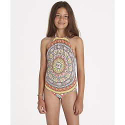 Billabong Big Girls' Samsara One Piece Swimsuit