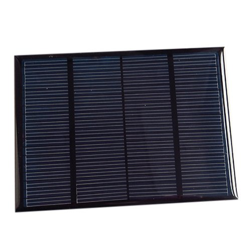SODIAL(R) Solar Panel Module For Battery Cell Phone Charger DIY Model:115X85mm 12V 1.5W