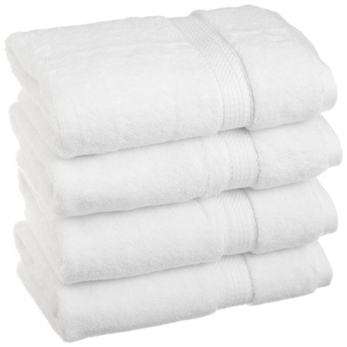 Superior 900 GSM Luxury Bathroom Hand Towels, Made of 100% Premium Long-Staple Combed Cotton
